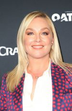 ELISABETH ROHM at The Oath Panel at TCA Winter Press Tour in Los Angeles 01/14/2018