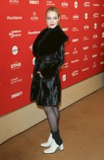 ELIZABETH GILLIES at Arizona Premiere at Sundance Film Festival 01/20/2018