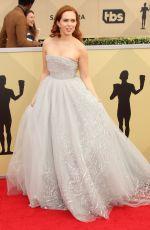 ELIZABETH MCLAUGHLIN at Screen Actors Guild Awards 2018 in Los Angeles 01/21/2018