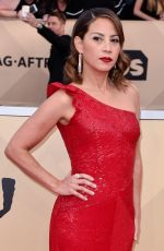 ELIZABETH RODRIGUEZ at Screen Actors Guild Awards 2018 in Los Angeles 01/21/2018
