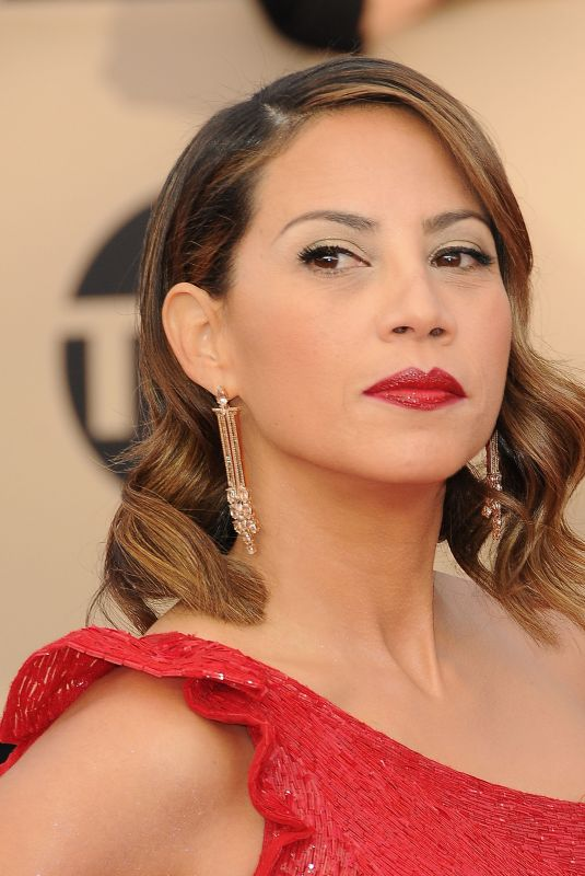 ELIZABETH RODRIGUEZ at Screen Actors Guild Awards 2018 in Los Angeles 01/21/2018
