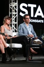 ELLA PURNELL at Sweetbitter Show Panel at TCA Winter Press Tour in Los Angeles 01/12/2018
