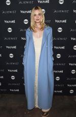 ELLE FANNING at The Alienist Special Screening at Sundance Film Festival 01/19/2018
