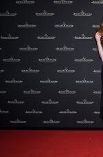 ELLIE BAMBER at Jaeger-LeCoultre Polaris Gala at SIHH 2018 in Geneva 01/15/2018