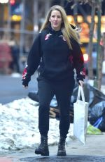 ELLIE GOULDING Out Shopping in New York 01/10/2018