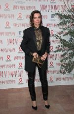 ELODIE BOUCHEZ at Sidaction Gala Dinner in Paris 01/25/2018