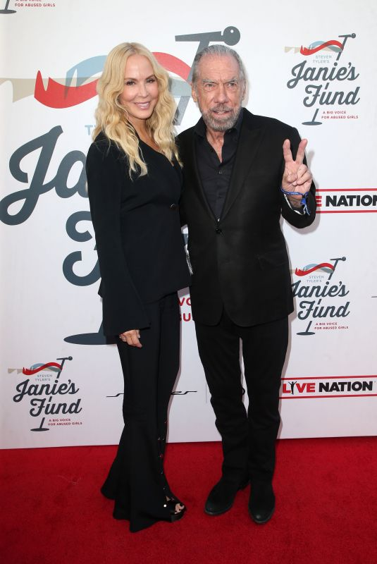 ELOISE DEJORIA at Steven Tyler and Live Nation Presents Inaugural Janie's Fund Gala and Grammy