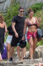 ELORA TAHITI in Bikini at Gordon