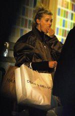 ELSA HOSK Out Shopping in New York 01/19/2018