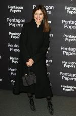ELSA ZYLBERSTEIN at The Post Premiere in Paris 01/13/2018