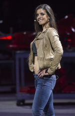 ELYSIA WREN at Fast and Furious Live at O2 Arena in London 01/19/2018