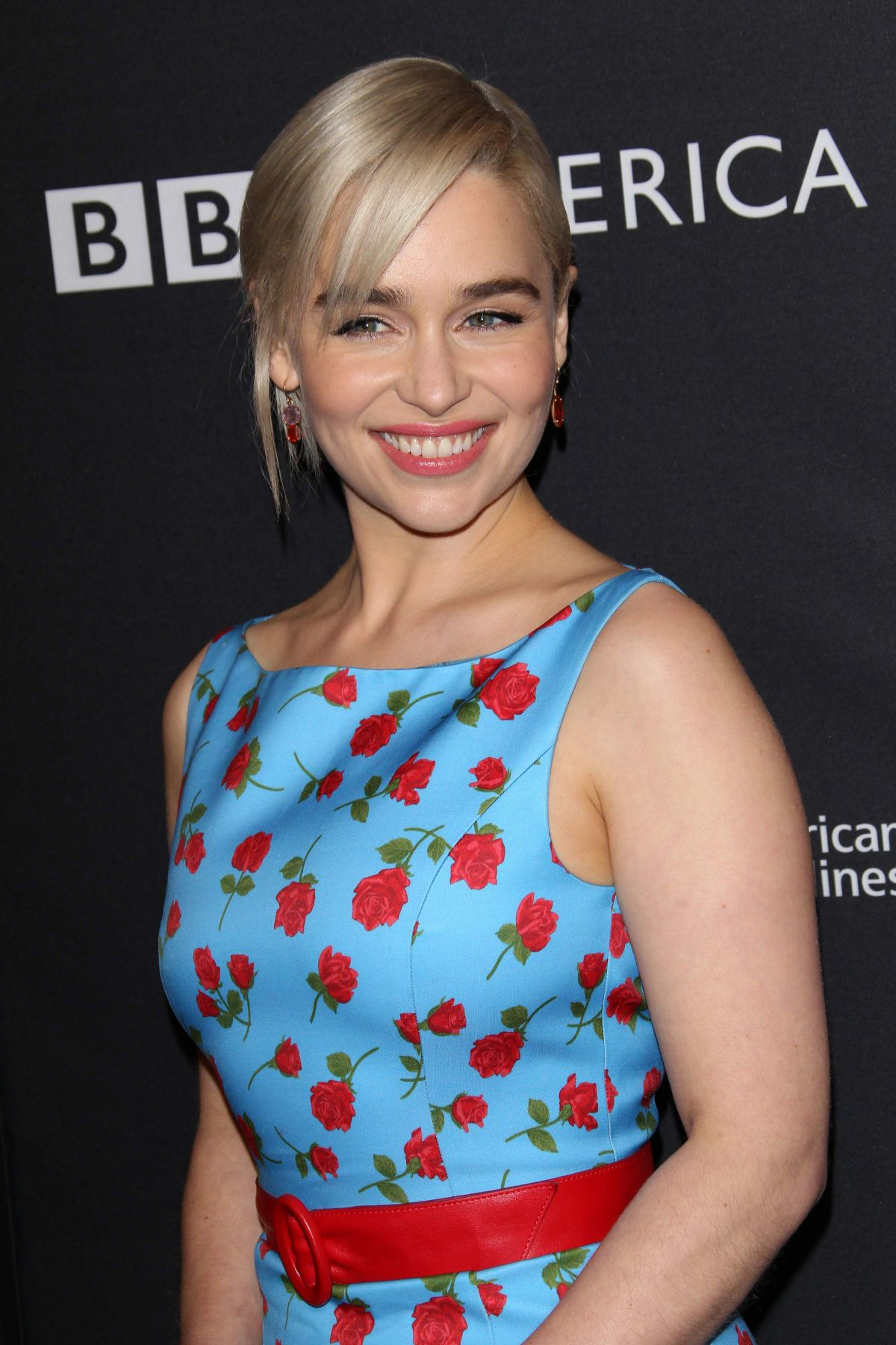 EMILIA CLARKE at Bafta Los Angeles Tea Party in Los Angeles 01/06 ...
