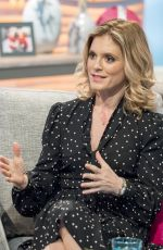 EMILIA FOX at Loose Women Show in London 01/03/2018