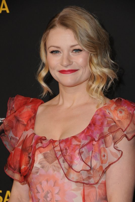 EMILIE DE RAVIN at 15th Annual G'Day USA Los Angeles Black Tie Gala 01/27/2018