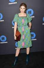 EMILY ARLOOK at 2018 Freeform Summit in Hollywood 01/18/2018