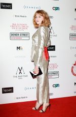 EMILY BEECHAM at 2018 London Critics Circle Film Awards in London 01/28/2018