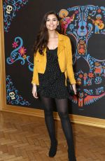 EMILY CANHAM at Coco Screening in London 01/15/2018