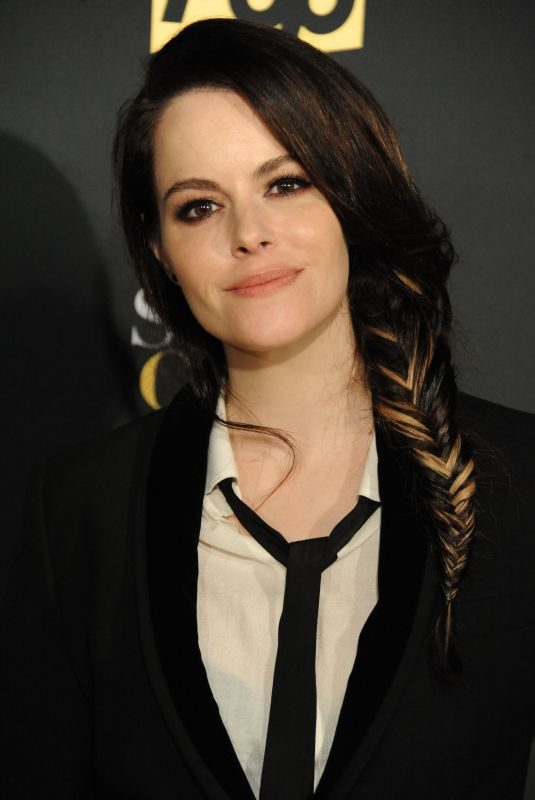 EMILY HAMPSHIRE at Schitt's Creek Season 4 Premiere in Hollywood 01/16/2018