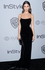 EMILY RATAJKOWSKI at Instyle and Warner Bros Golden Globes After-party in Los Angeles 01/07/2018