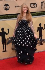 EMILY TARVER at Screen Actors Guild Awards 2018 in Los Angeles 01/21/2018