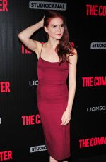 EMILY TYRA at Tthe Commuter Premiere in New York 01/08/2018