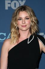 EMILY VANCAMP at Fox Winter All-star Party, TCA Winter Press Tour in Los Angeles 01/04/2018