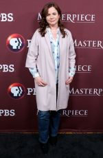 EMILY WATSON at Little Women Show Panel at TCA Winter Press Tour in Los Angeles 01/16/2018
