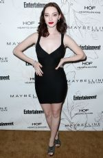 EMMA DUMONT at Entertainment Weekly Pre-SAG Party in Los Angeles 01/20/2018