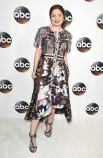EMMA KENNEY at ABC All-star Party at TCA Winter Press Tour in Los Angeles 01/08/2018