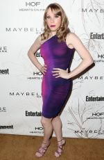 EMMA MYLES at Entertainment Weekly Pre-SAG Party in Los Angeles 01/20/2018