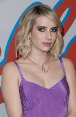 EMMA ROBERTS at Stella McCartney Show in Hollywood 01/16/2018