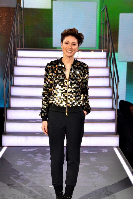 EMMA WILLIS at Celebrity Big Brother at Elstree Studios in Hertfordshire 01/30/2018