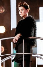 EMMA WILLIS at Celebrity Big Brother Eviction Night in Borehamwood 01/12/2018