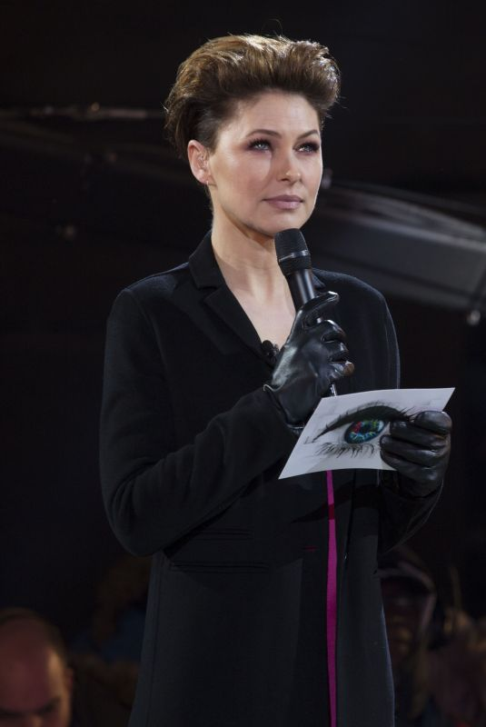 EMMA WILLIS at Celebrity Big Brother Eviction Nnight in London 01/18/2018