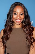 ERICA ASH at Paramount Network Launch Party at Sunset Tower in Los Angeles 01/18/2018