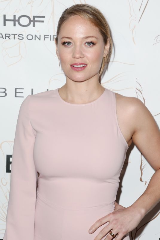 ERIKA CHRISTENSEN at Entertainment Weekly Pre-SAG Party in Los Angeles 01/20/2018