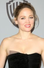 ERIKA CHRISTENSEN at Instyle and Warner Bros Golden Globes After-party in Los Angeles 01/07/2018