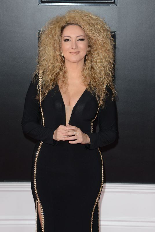 ERIKA ENDER at Grammy 2018 Awards in New York 01/28/2018