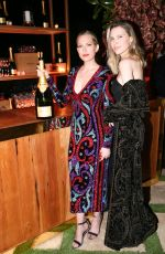 ERIN and SARA FOSTER at Krug Journey Malibu Event 01/18/2018