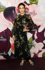 ERIN KRAKOW at Hhallmark Channel All-star Party in Los Angeles 01/13/2018