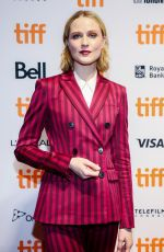 EVAN RACHEL WOOD at TIFF in Conversation with Evan Rachel Wood at Canada