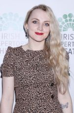 EVANNA LYNCH at 20th Anniversary Production Disco Pigs Opening Night Party in New York 01/09/2018