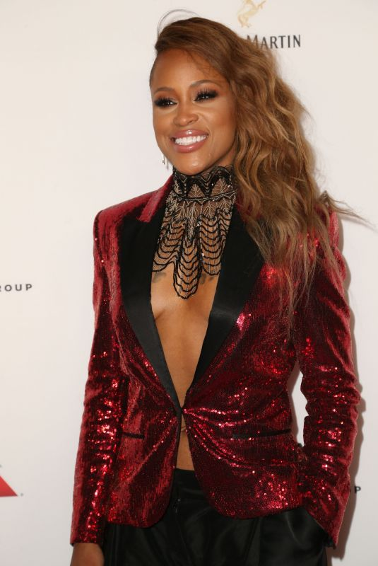 EVE at Universal Music Group's Grammy After-party in New York 01/28/2018
