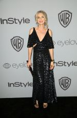 EVER CARRADINE at Instyle and Warner Bros Golden Globes After-party in Los Angeles 01/07/2018