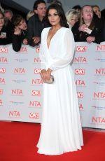 FAYE BROOKES at National Television Awards in London 01/23/2018
