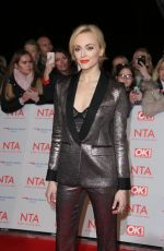 FEARNE COTTON at National Television Awards in London 01/23/2018