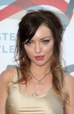 FRANCESCA EASTWOOD at Steven Tyler and Live Nation Presents Inaugural Janie's Fund Gala and Grammy 01/28/2018