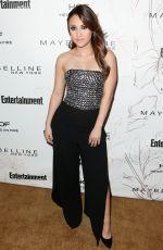 FRANCIA RAISA at Entertainment Weekly Pre-SAG Party in Los Angeles 01/20/2018