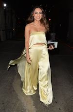 FRANCIA RAISA at Stella McCartney Show in Hollywood 01/16/2018