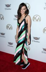 FRANKIE SHAW at Producers Guild Awards 2018 in Beverly Hills 01/20/2018
